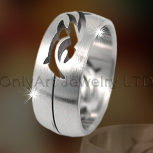Mens Titanium Jewelry OATR0193