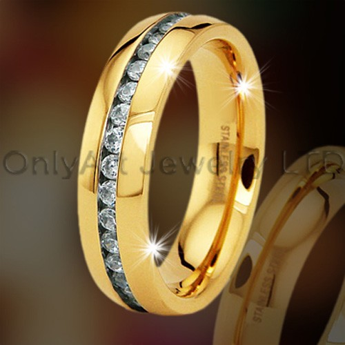 OATR0260 bague titane or